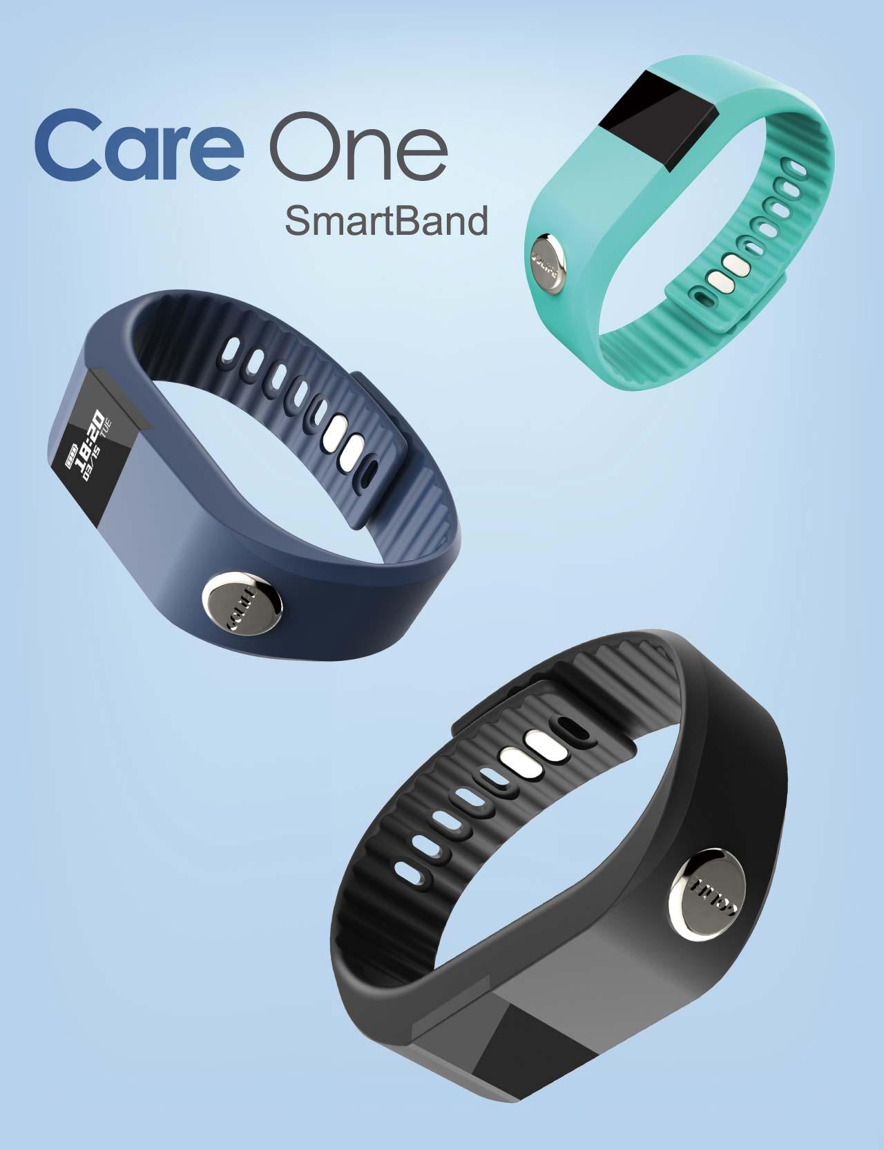 GOLiFE Care One SmartBand