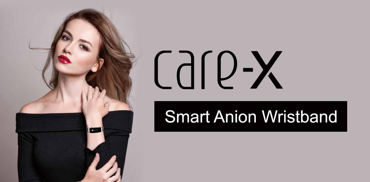 GOLiFE Care-X Smart Anion Wristband