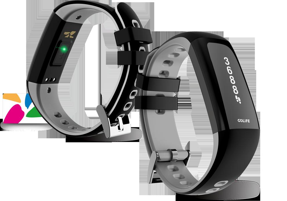 Care-Xe 智慧悠遊觸控心率手環