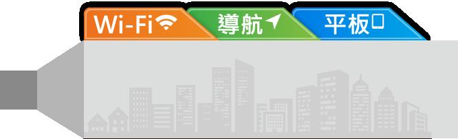 Wi-Fi / 導航 / 平板