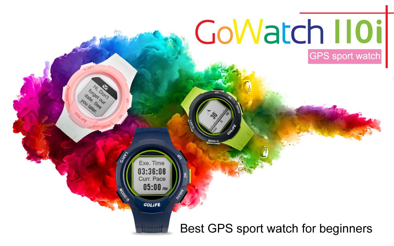 GoWatch 110i GPS Sport Watch
