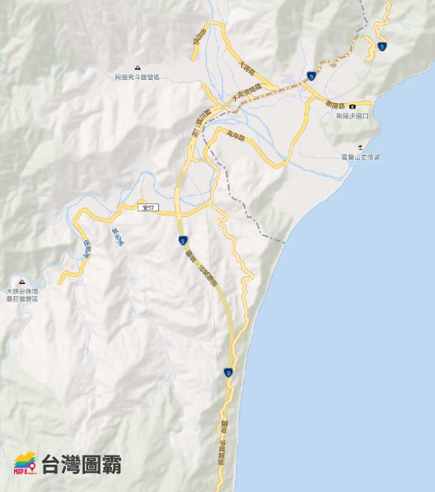 台 9 線蘇花改,南澳至和平、和中至大清水兩段通車